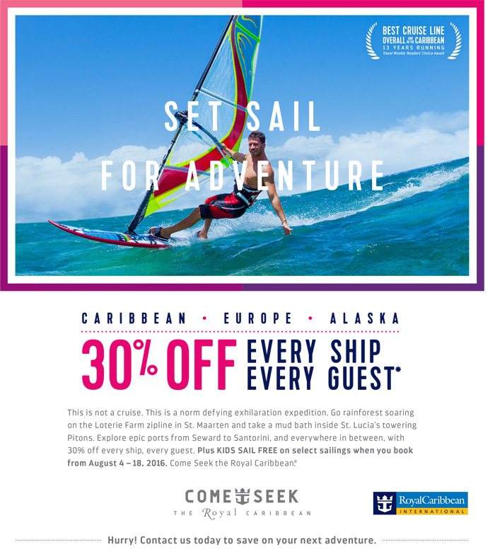 Aaa Com Insurance Quote: Royal Caribbean International